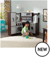 Kid Kraft Ultimate Corner Play Kitchen With Lights & Sounds