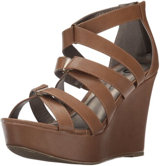 Michael Antonio Women's Rett Wedge Sandal