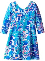 Lilly Pulitzer Amella Dress (Toddler/Little Kids/Big Kids)