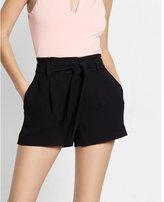 Express paperbag shorts