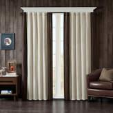 Woolrich Watson Faux Suede Window Curtain