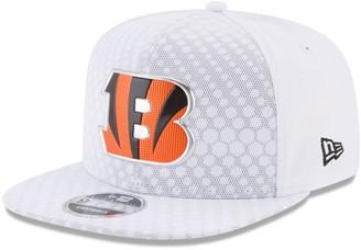 New Era Youth White Cincinnati Bengals 2017 Color Rush 9FIFTY Snapback Adjustable Hat