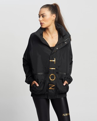 P.E Nation Women's Black Jackets - ICONIC EXCLUSIVE - Blockshot Jacket - Size XXS at The Iconic