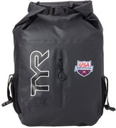TYR USA Swimming Wet/Dry Backpack 27L 8126180