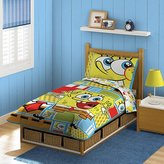 SpongeBob Squarepants Interior Consumer Products Nickelodeon Todder Bedding Set