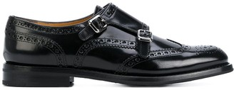 Church's Lana monk shoes