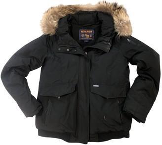 Woolrich Black Fox Jacket for Women