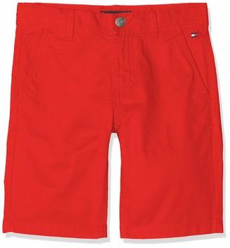 Tommy Hilfiger Boy's Essential Twill New Chino Short