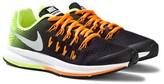 Nike Black and Orange Zoom Pegasus Running Trainers
