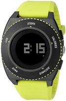 adidas Men's ADP3197 Sprung Digital Display Analog Quartz Green Watch
