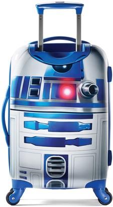 "American Tourister Star Wars R2D2 21"" Spinner"