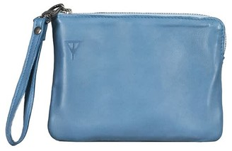 Taylor Yates Doris Clutch In Petrol