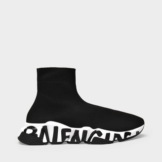 Balenciaga Speed Graffiti Sneakers