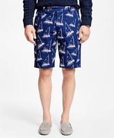 Brooks Brothers Sailboat Bermuda Shorts