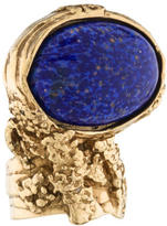 Saint Laurent Arty Ovale Cocktail Ring
