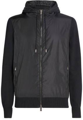 HUGO BOSS Zipped Hybrid Jacket