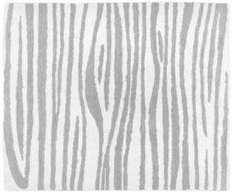 JoJo Designs Sweet Gray & White Rug (2'x3')