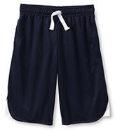 Classic Little Boys Below the Knee Active Shorts Navy