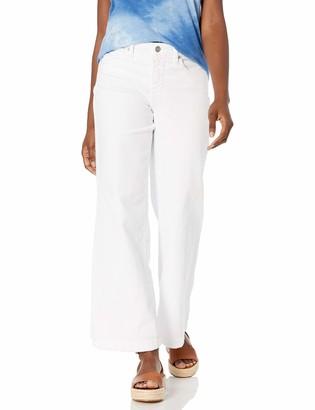 NYDJ Women's Petite Wide Leg Trouser