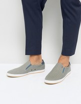 Tommy Hilfiger Slip On Sneakers