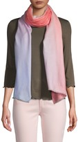 Saachi Beautiful Ombre Wool Cashmere Scarf