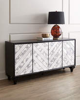Hooker Furniture Libby Mirrored Sideboard