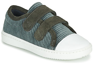 Citrouille et Compagnie LILINO girls's Shoes (Trainers) in Grey