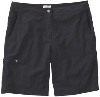 L.L. Bean Women's Comfort Trail Shorts
