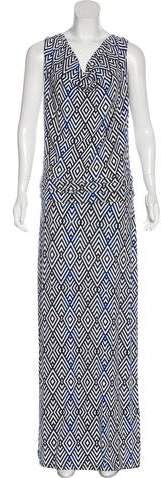 Tart Printed Maxi Dress w/ Tags