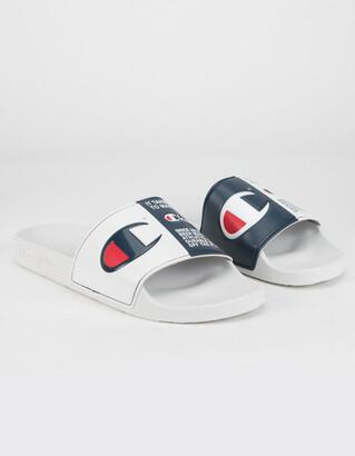 Champion IPO Split Jock Mens Slide Sandals