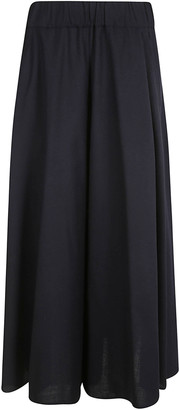 Aspesi Ribbed Waist Skirt