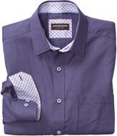 Johnston & Murphy Basketweave Neat Shirt