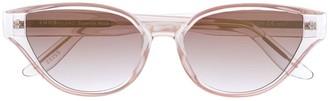 S'nob Sfitinzia cat-eye sunglasses