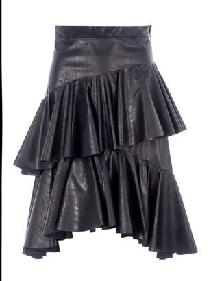 Philosophy di Lorenzo Serafini Philosophy Ruffled Skirt