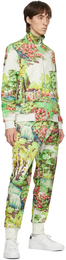 Thumbnail for your product : Paul Smith 50th Anniversary Multicolor Country Manor Track Jacket