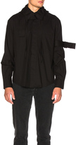 Craig Green Cotton Hooded Shirt