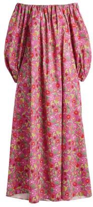 BERNADETTE Bobby Floral Maxi Dress