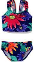 Old Navy Ruffle-Strap Bikini for Toddler