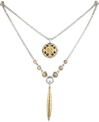 Konstantino 18K & Silver Necklace