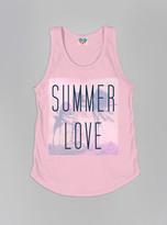 Junk Food Clothing Kids Girls Summer Love Tank-patti-m