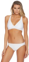 Luxe by Lisa Vogel Afterglow Sport Bra Bikini Top