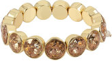 Betsey Johnson Angels And Wings Stretch Bracelet