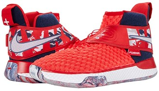Nike UNVRS (University Red/White/Midnight Navy) Shoes