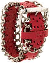 Dolce & Gabbana chain cuff