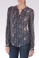 Paige Samita Button Down Blouse