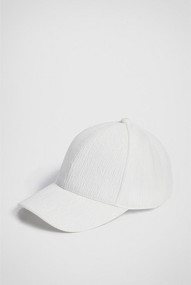 Witchery Crinkle Cotton Cap