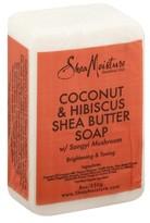 Shea Moisture SheaMoisture Coconut & Hibiscus Brightening Face & Body Bar - 8oz