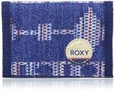 Roxy Womens Small J Wllt Bsq7 Wallet Blue
