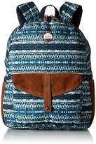 Roxy Women's Carribean Printed Backpack