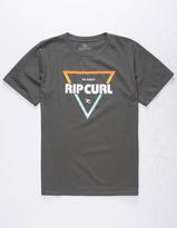 Rip Curl Edge Premium Boys T-Shirt